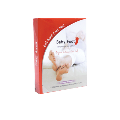 Baby Foot | Exfoliating Foot Peel