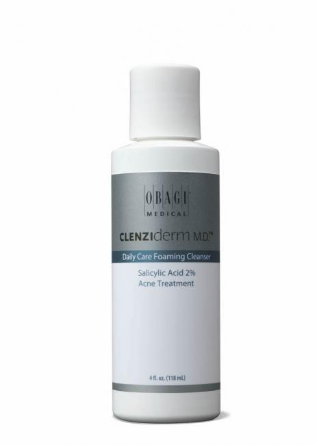 CLENZIderm M.D.™ Daily Care Foaming Cleanser, 4 fl. oz.